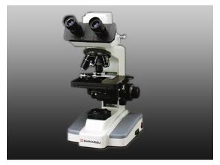 島津理化顕微鏡