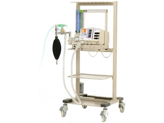 メトラン麻酔器人口呼吸器